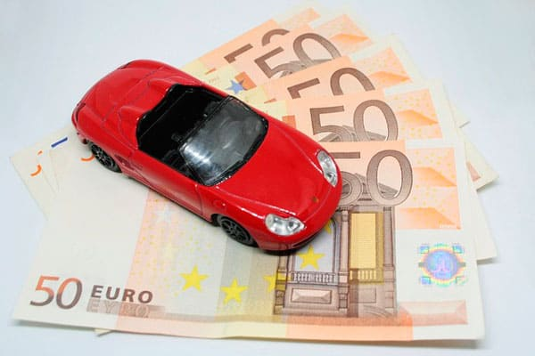 tipos de préstamos por coche
