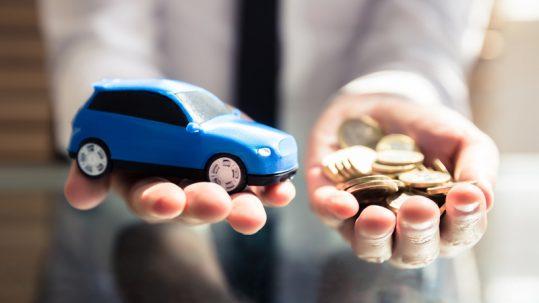solicitar un préstamo por coche