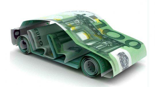 conseguir dinero con el coche
